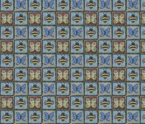 Spring Rain Buddies! fabric by jmariewlkr on Spoonflower - custom fabric