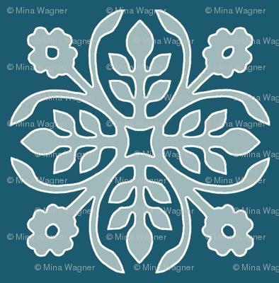 DEEP-PEACOCK_papercut2-rose_greygreen_cream-lines