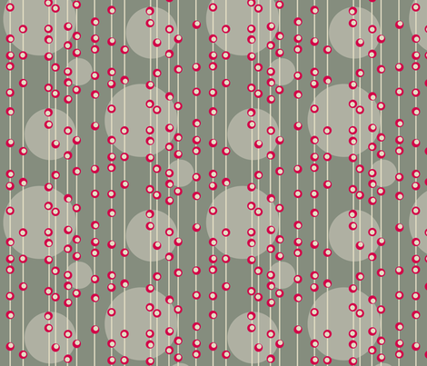 Olive_Delight_Subdued fabric by saraelizabeth on Spoonflower - custom fabric