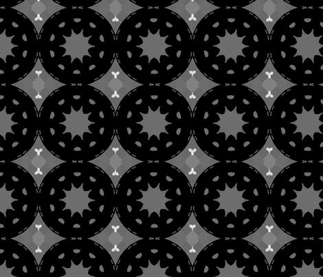 Galactic - Wheels fabric by pange on Spoonflower - custom fabric