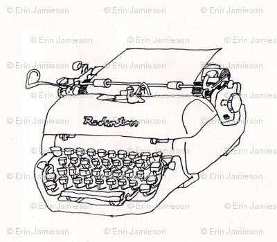 Redington typewriter