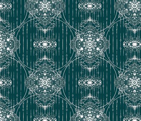 Britannia Rain fabric by jag0812 on Spoonflower - custom fabric