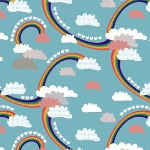 Rainbows & Clouds