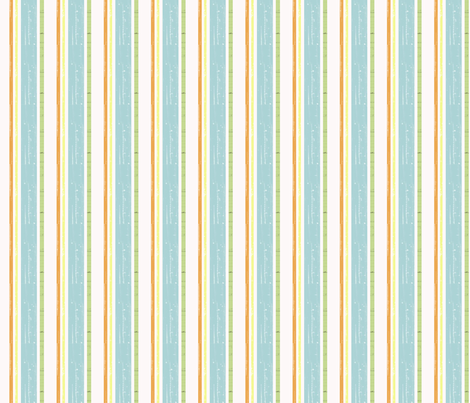 country gathering textured stripe fabric by christiem on Spoonflower - custom fabric