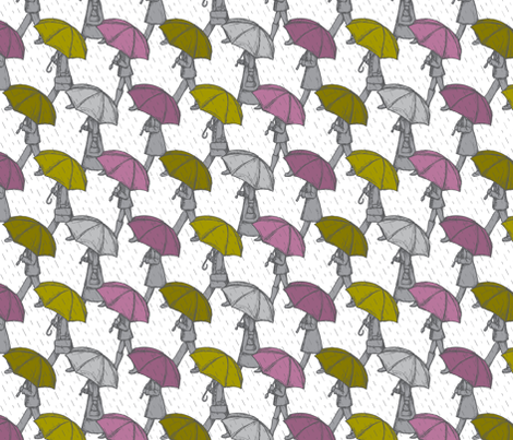 April March fabric by jillianmorris on Spoonflower - custom fabric