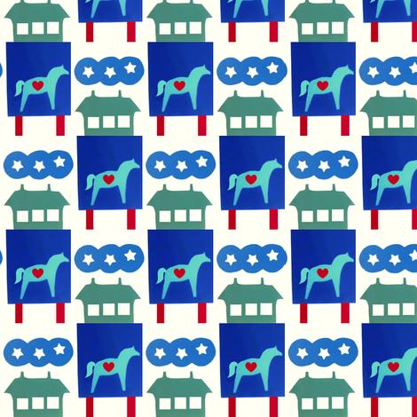 Dala Store fabric by boris_thumbkin on Spoonflower - custom fabric
