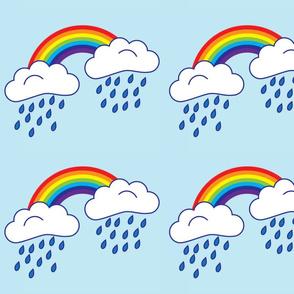 Rain-Rainbow