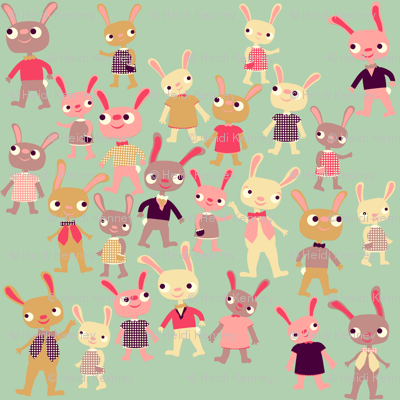 Bunny Bunch