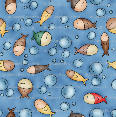 Dreamy fishes