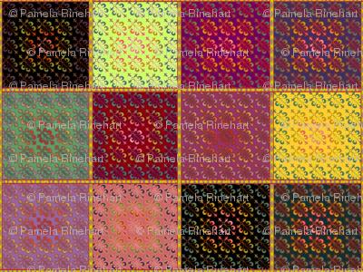 © 2011 Quilt Pattern Number 2 large