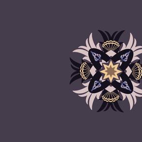 Centered Medallion
