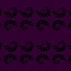 nautilus (purple+black)