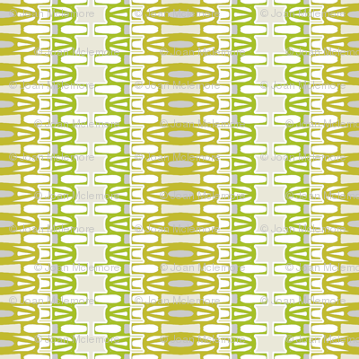 Danish Modern stripe WIDE