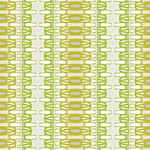 Danish Modern stripe WIDE