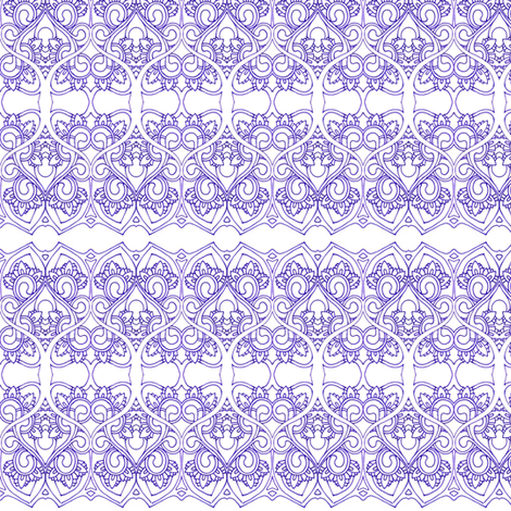 HexaGoth fabric by edsel2084 on Spoonflower - custom fabric