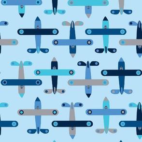 avion_bleu