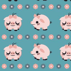 Pig Pattern 1