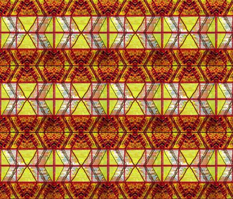 Op Grid fabric by robin_rice on Spoonflower - custom fabric