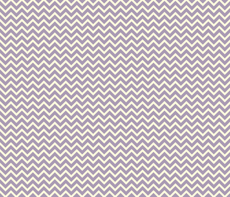 lilac chevron fabric by amybethunephotography on Spoonflower - custom fabric