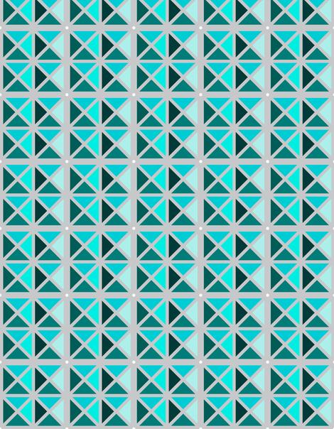 UMBELAS MOSAIC 3 fabric by umbelas on Spoonflower - custom fabric