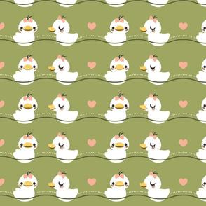 Duck Pattern 1