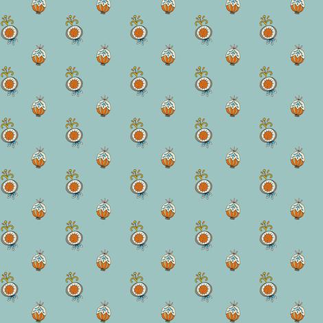 lychee&nuts fabric by karokarolinko on Spoonflower - custom fabric