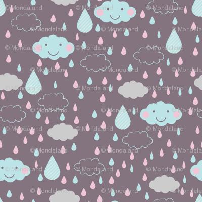 looks like happy rain