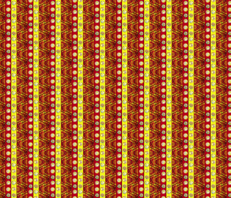 Oberlin Stripes fabric by robin_rice on Spoonflower - custom fabric