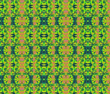 Icy Pine I fabric by robin_rice on Spoonflower - custom fabric
