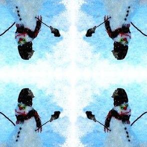 Let It Snow, Man!