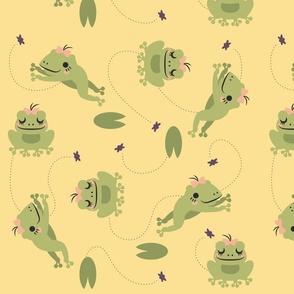 Bullfrog Pattern 1