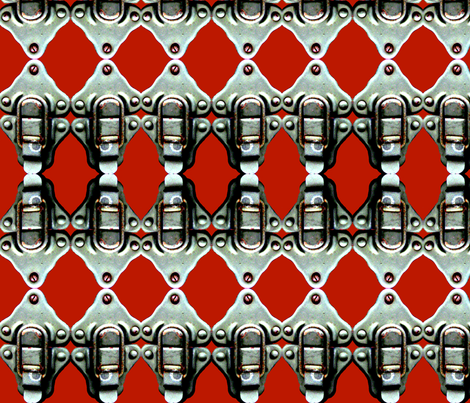 Clasp fabric by robin_rice on Spoonflower - custom fabric