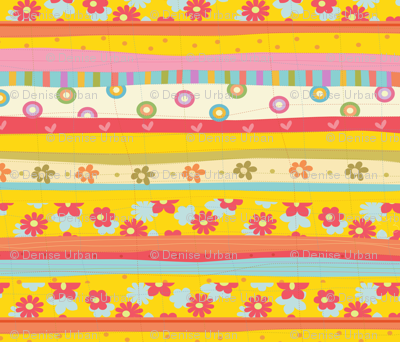 Scatter Stripes:Version A