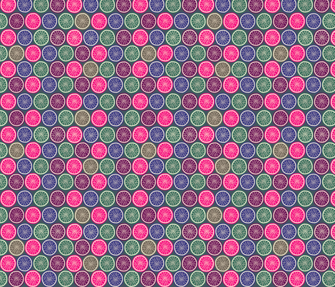 Pattern Circles fabric by lydia_meiying on Spoonflower - custom fabric