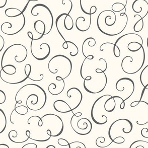 Devona – Decorative Swirl