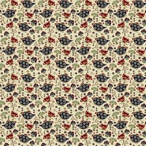 Grandma's Kitchen Wallpaper