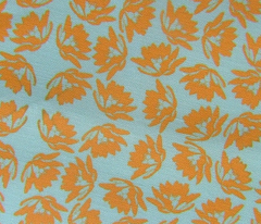 lilies (orange)