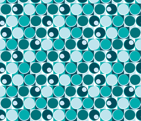 Blue Berry fabric by aimeemarie on Spoonflower - custom fabric