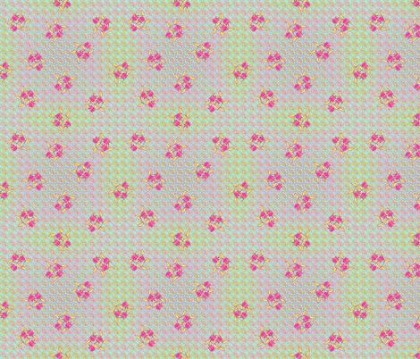 © 2011 Rose Jardin fabric by glimmericks on Spoonflower - custom fabric