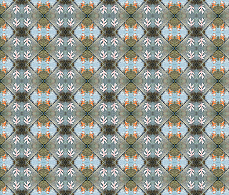 Autumn in Ohio fabric by robin_rice on Spoonflower - custom fabric