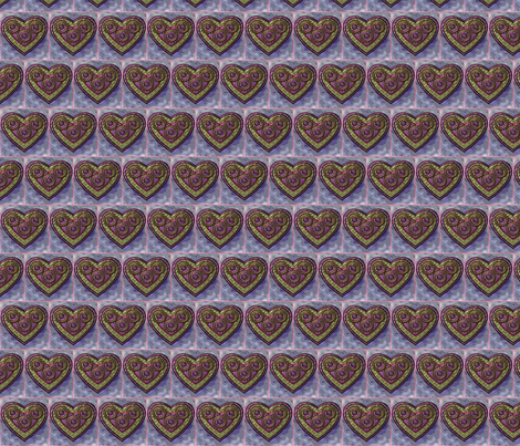 Steampunk Love fabric by cr©ations_bme on Spoonflower - custom fabric