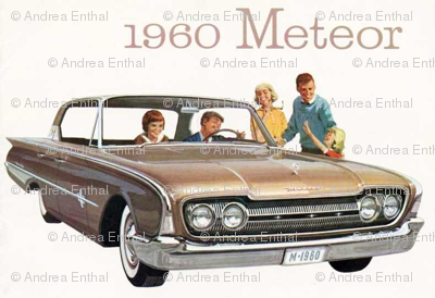 1960_Meteor Canadian only Ford advertisement