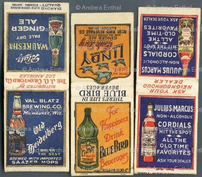 Beer Companies Meet Prohibition