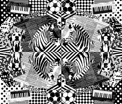 Black & White All Over