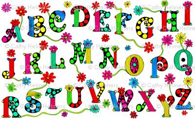 Sunny_Summer_Alphabet
