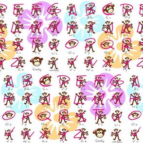 cooky alphabet