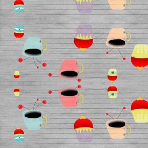 cupcake fabric