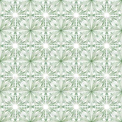 Vintage Paper Flowers