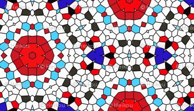 mosaic circles