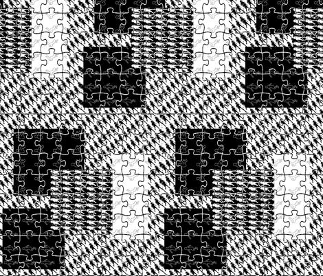 puzzling_children fabric by kaerushisho on Spoonflower - custom fabric